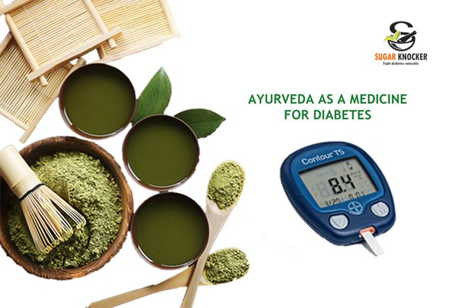 diabetes ayurvédica