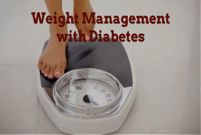 5 Most Important Tips For Diabetic in Managing Weight