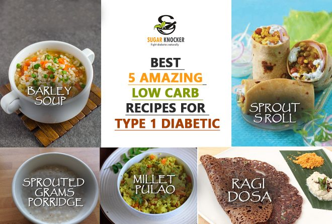 Low Carb Recipes for Type 1 Diabetic