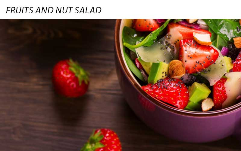 Fruits-and-nut-salad
