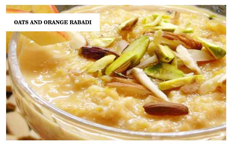 OATS AND ORANGE RABADI
