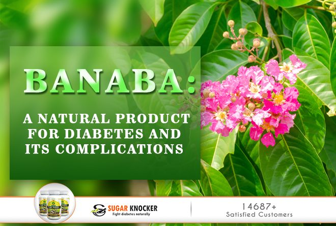 Banaba: A Natural Product for Diabetes