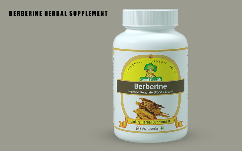 Berberine herbal supplement
