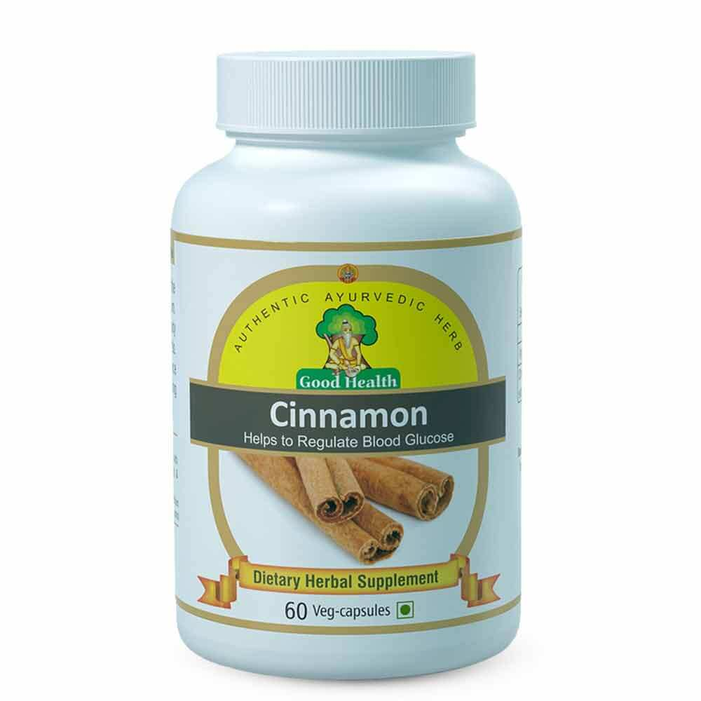 Cinnamon Diabetes Dietary Supplement