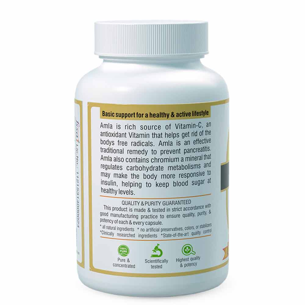 Amla Diabetes Dietary Supplement