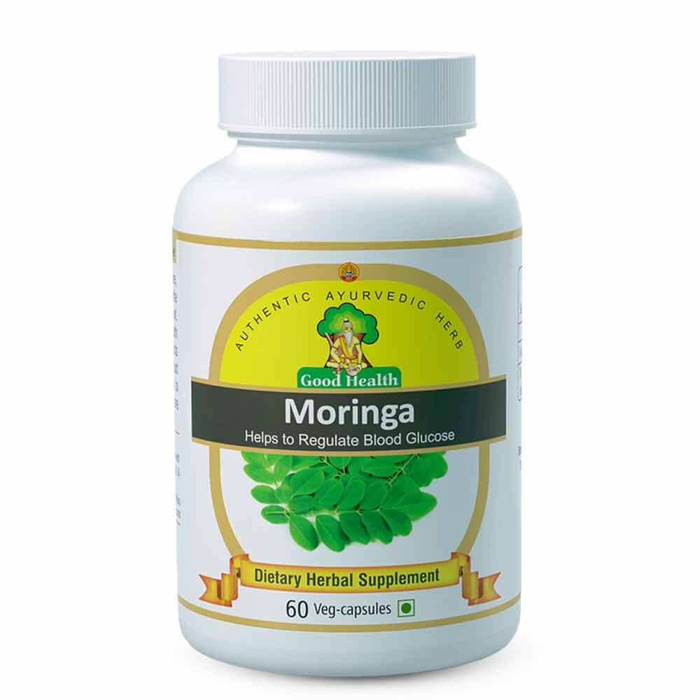 Moringa Diabetes Dietary Supplement